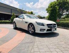 Mercedes-Benz SLK200 AMG 2012