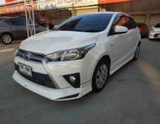 Toyota YARIS E 2015 รถเก๋ง 5 ประตู