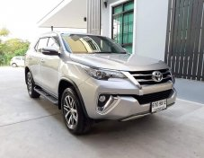 TOYOTA FORTUNER 2.4V 2WD / AT / ปี 2017