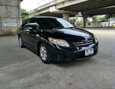 2010 Toyota Corolla Altis 1.6E CNG รถสวยมือเดียว CNG โรงงาน