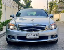 2008 Mercedes-Benz C200 Kompressor Avantgarde sedan  ฟรีดาวน์!!