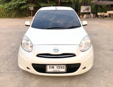 Nissan March 1.2 top ปี2013