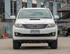 Toyota Fortuner 2.5V ปี 2014