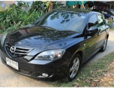 ขายรถ MAZDA MAZDA 3 R 2005 ราคาดี