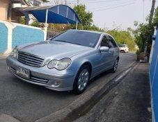 ขายรถ MERCEDES-BENZ C180 Kompressor Elegance 2006 รถสวยราคาดี