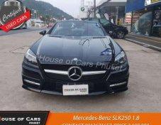 ขายรถ MERCEDES-BENZ SLK250 ที่ ภูเก็ต