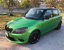 ขายรถ SKODA FABIA RS 2015