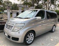 ขายรถ NISSAN Elgrand High-Way Star 2011 รถสวยราคาดี
