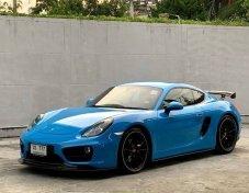 2016 Porsche CAYMAN GTS coupe