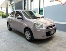 NISSAN MARCH 1.2 E / AT / ปี 2011