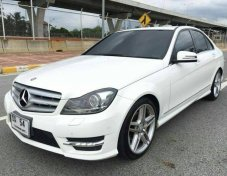 2013 Mercedes-Benz C250 AMG  Dynamic sedan