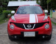 NISSAN JUKE รุ่น TOP 1.6 JOINT EDITION AT ปี2014