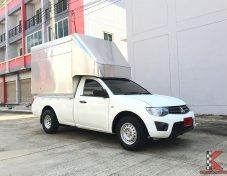 Mitsubishi Triton 2.4 SINGLE (ปี 2014) CNG Pickup MT