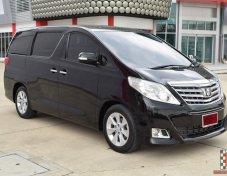 Toyota Alphard 2.4 (ปี 2012) V Van AT