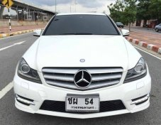 2013 Mercedes-Benz C250 AMG  Dynamic sedan ฟรีดาวน์!