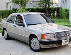 1993 Mercedes-Benz 190E sedan