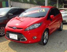 2013 FORD Fiesta Sport รถเก๋ง 5 ประตู