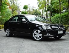2008 MERCEDES-BENZ C200 Kompressor สภาพดี