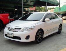 ขายรถ 2012 Toyota Corolla Altis 1.6 ALTIS (ปี 08-13) CNG Sedan AT