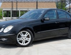 Mercedes-Benz E230 Elegance 2008 รถเก๋ง 4 ประตู #C