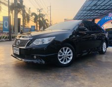 TOYOTA CAMRY 2.0 G EXTREMO NAVI AT ปี 2013