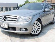 Mercedes-Benz C200 CGI Elegance 2012 รถเก๋ง 4 ประตู #C