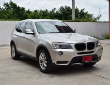 BMW X3 2.0 F25 (ปี 2013) xDrive20d Highline SUV AT ราคา 1,250,000 บาท