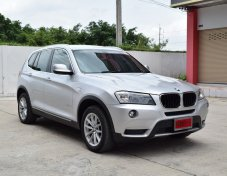BMW X3 2.0 F25 (ปี 2015) xDrive20d Highline SUV AT ราคา 1,490,000 บาท