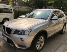 ขายรถบ้าน BMW X3 2.0 F25 2012 ปี 10-16 xDrive20d Highline SUV AT เจ้าของใช้เอง