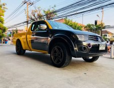 2011 Mitsubishi TRITON MEGACAB PLUS VN TURBO pickup