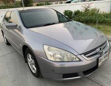 2006 Honda ACCORD 2.0  E ออโต้ เบาะหนังแท้ปรับไฟฟ้า