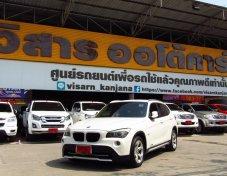 ขาย BMW X-1 SDRIVE 1.8 I E84 2.0 ปี2012 / ชห-4442 กทม.