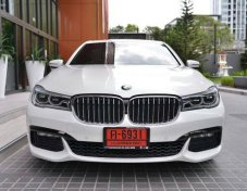 2017 BMW 730Ld 2017 Msport