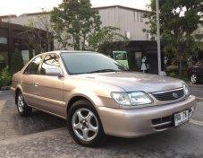 ขายรถ TOYOTA SOLUNA GLi 2002