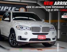BMW X5 2015 สภาพดี