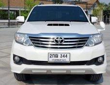 2013 Toyota Fortuner V 4WD