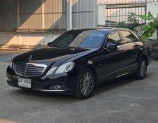 Benz E200 CGI BlueEfficiency 1.8 2012