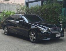 Benz E200  2.0 Executive  ปี 2014