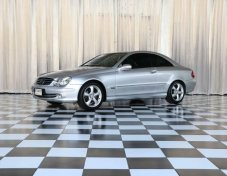 BENZ CLK200 COUPE 1.8 2DR AT ปี 2003