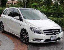 Mercedes-Benz B180 Sports 2012