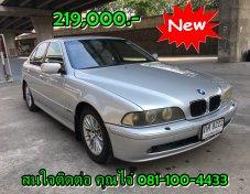 2002 BMW 523 iA โฉม E39