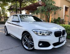 2016 BMW SERIES 1 รับประกันใช้ดี