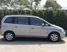 2003 Chevrolet Zafira LT hatchback