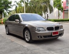 BMW 730Li 3.0 E66 (ปี 2007) Sedan AT ราคา 629,000 บาท