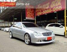 ขายรถ MERCEDES-BENZ CLK200 Kompressor Elegance 2004 รถสวยราคาดี