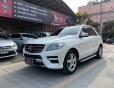 BENZ ML-CLASS ML 250 CDI BLUETEC  2012