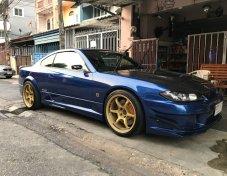1999 Nissan Silvia S15 coupe