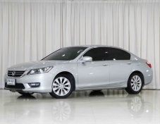 HONDA ACCORD 2.0 EL NAVI AT ปี 2014 (รหัส 1O-44)