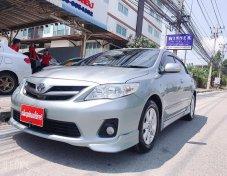 2013 Toyota COROLLA DX sedan
