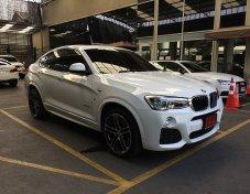 BMW  X4  xDrive  2.0d  M sport  รถสวยมากๆ สภาพดีสุดๆ น้องๆป้ายแดง ห้ามพลาด